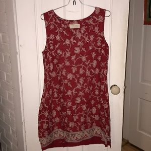 First Issue Sleeveless Tunic